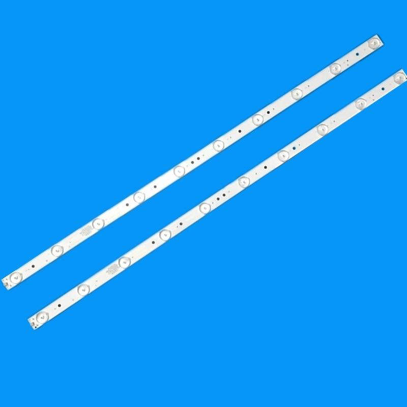 10 lâmpada 625mm led backlight strip para hkc h32db3100t tira HK32D10A-ZC21A-03