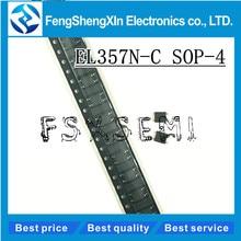 20 pcs/lot nouveau coupleur photoélectrique EL357N SOP-4 EL357N-C EL357NC