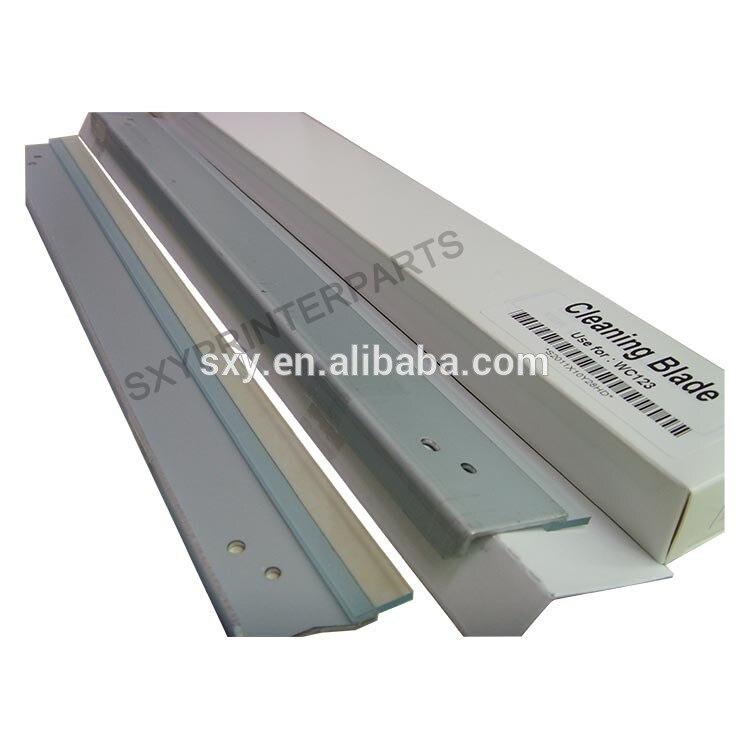 Ücretsiz kargo 5 adet japonyada Yapılan Fotokopi yedek parçaları Temizleme bıçağı Xerox wc123 128 133