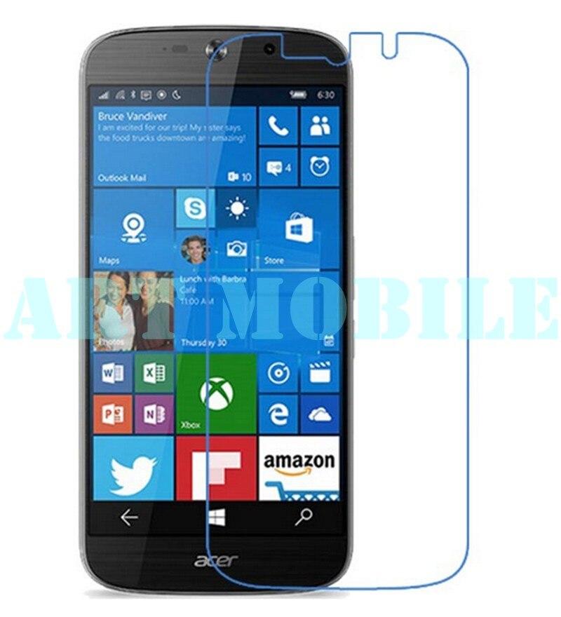 Nuevo 5 unids/lote claro Protector de pantalla de alta calidad película protectora para Acer Liquid Jade Primo película protectora envío gratis