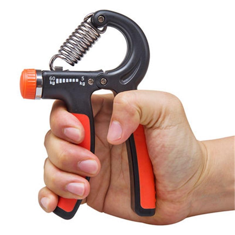 GSZHXCK mano expansor mano agarre fuerza en el músculo ejercitador entrenador dedo entrenador handgrip mano gripper 1pc