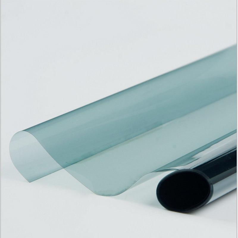1,52*30 m 65% VLT Nano cerámica Solar tinte película coche sombrilla cubierta de tinte de ventanilla delantera ventana casa comercial Solar protección vinilo