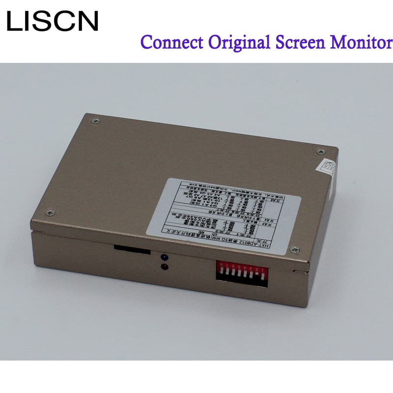Reversing Camera For Lincoln MXC/MKZ/MKX 2011~2019 Adapter Connect Original Screen Parking Front Rear Camera Decoder