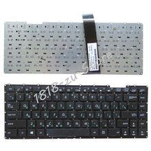 YALUZU clavier russe pour ASUS X401K X401E X401U X401 X401A RU MP-11L93SU-920W noir AEXJ1701010 0KNB0-4105RU00 clavier noir