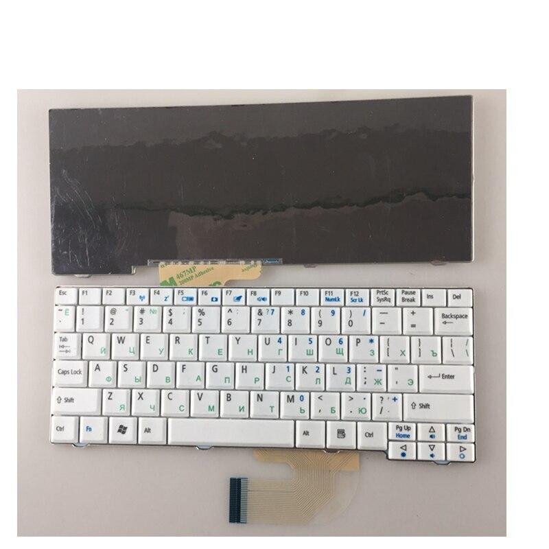 Teclado ruso para Acer, para Aspire One ZG5 D150 A150 A150L ZA8...