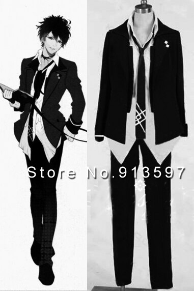 Diabolik Lovers Mukami Ruki Cosplay traje