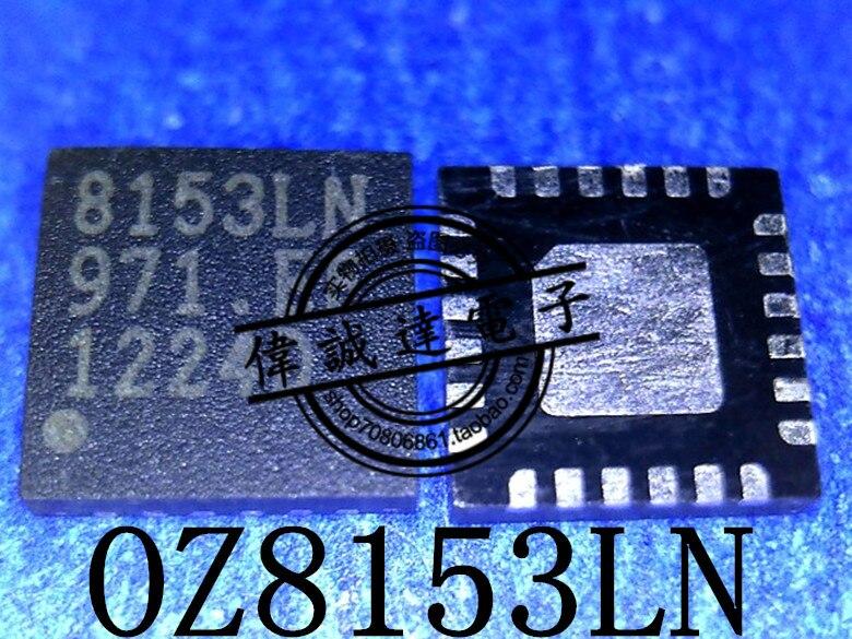 10 piezas OZ8153LN-D-0-TR OZ8153LN 8153LN QFN nuevo