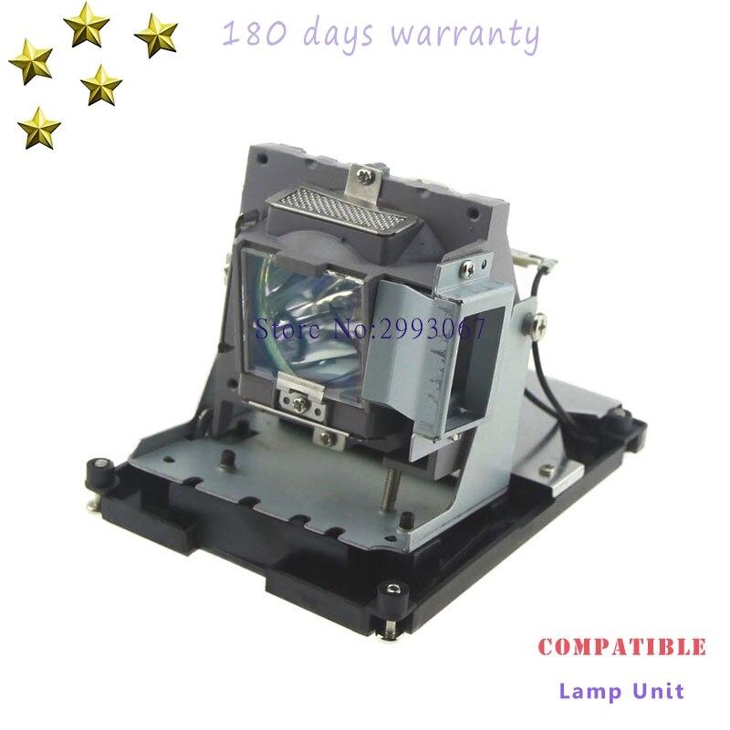 استبدال مصباح 5811118436-SEK مع السكن ل EIKI EIP-U4700 EIP-W4600 EIP-X5500 EK-401W الكشافات مع 180 أيام الضمان