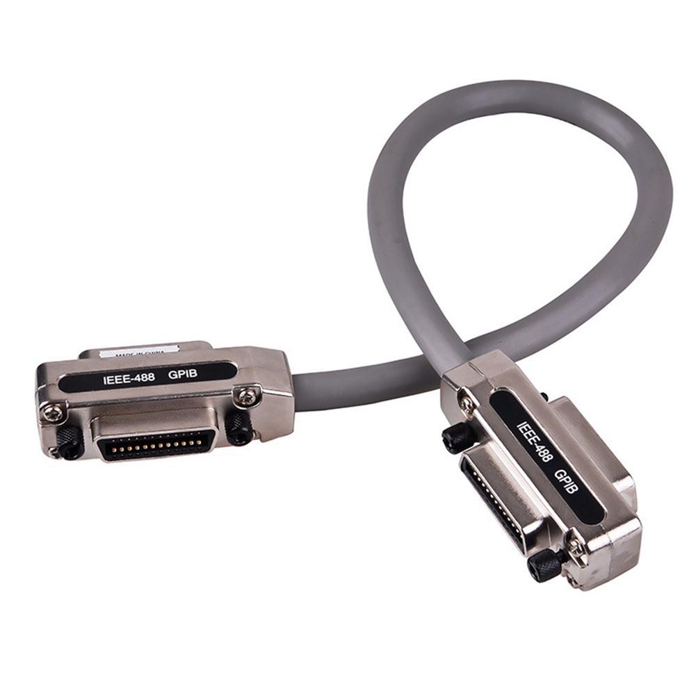 Cable de datos Industrial GPIB Wire ie 488, placa de Control PIC, comunicación con adaptador conector de carcasa metálica