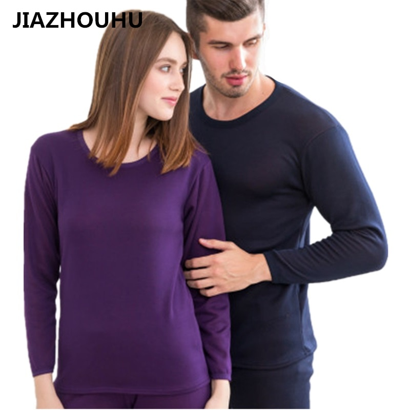 Winter Velvet Thick Men's Thermal Underwear Warm Layered Clothing Pajamas Thermos Long Johns For Men Second Thermal Male Skin
