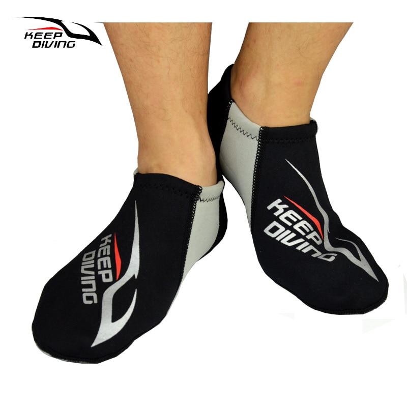 Keep Diving Warmth Snorkeling Shoes Diving Socks Dress Stockings SnorkelSuit Scuba Boot For Water Sport Yoga Swim Beach Socks
