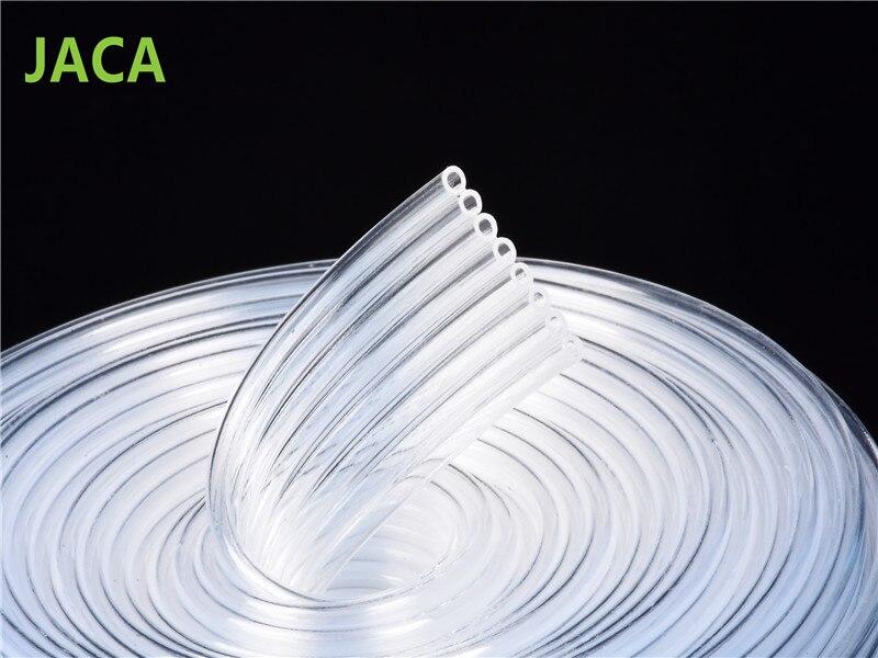 10 м 8 линий белая трубка для эко сольвентного принтера чернильная трубка 3x2 мм 4x3мм