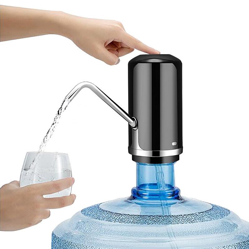 موزع دي أغوا إكسيوتيلادا 5L 7.5L 4.5L الباردة زجاجة صنبور التلقائي Eelectric المحمولة مضخة مياه الشرب موزع 003
