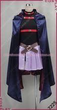 2016 Fate Testarossa Harlaown Cosplay Costume From Magical Girl Lyrical Nanoha
