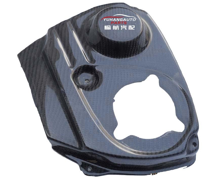 Piezas de automóvil para skyline R33 RB25 DET Cam cubierta de fibra de carbono coche accesorios
