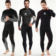 3mm chloropreenrubber mannen surfers in een surf pak voorkomen koude en warmte