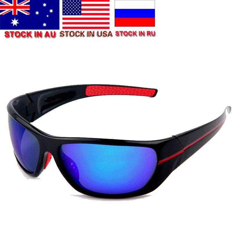 Dropshipping UV400 gafas de sol polarizadas para ciclismo para hombre, gafas deportivas para bicicleta, gafas de sol para ciclismo, gafas para ciclismo