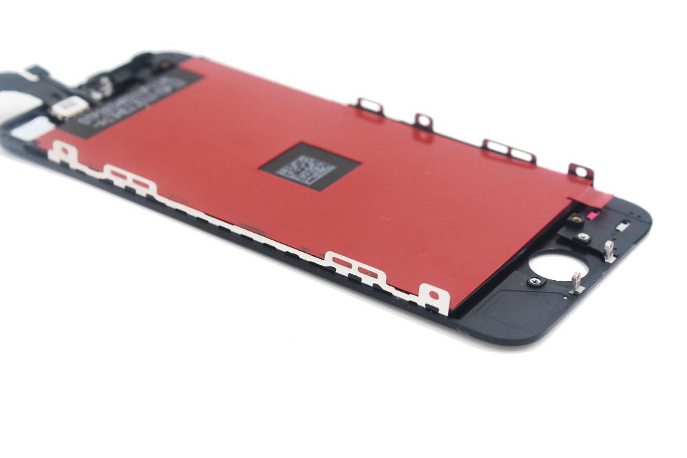 Czarny gwarancja 100% aaa wymiana wyświetlacza dla iphone 5 iphone 5c iphone 5s lcd z ekranem dotykowym digitizer pełna zgromadzenia 19