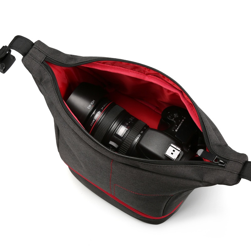 Funda impermeable para cámara DSLR Panasonic GX80 GX85 Olympus EM5 EM10 FUJIFILM XT20 XT2 Sony alpha Nikon Canon