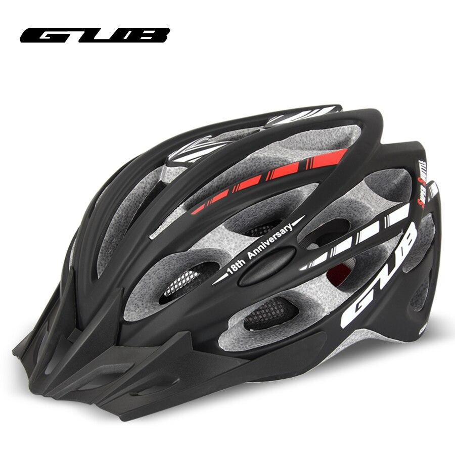 Gub mtb, casco de bicicleta de carretera, casco evade de seguridad para...