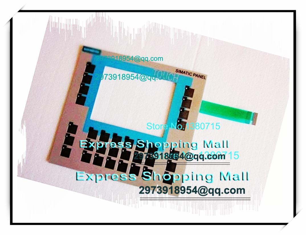 NOVA 6AV6642-0DA01-1AX1 6AV6 642-0DA01-1AX1 OP177B Compatível Com Teclado de Membrana