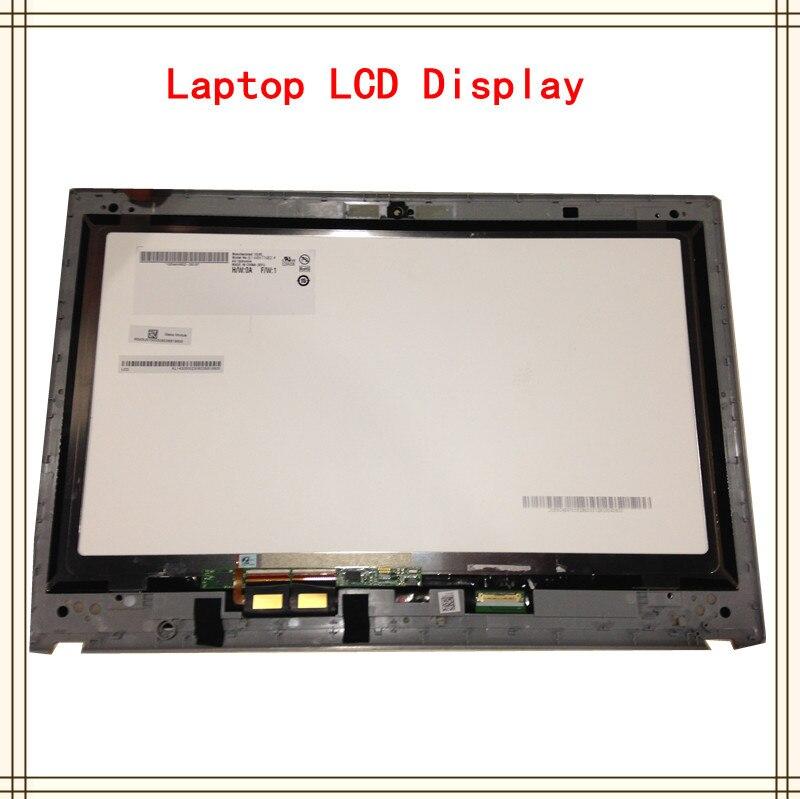 العلامة التجارية الجديدة الأصلي لشركة أيسر V5-471 سلسلة شاشة الكريستال السائل + مجموعة المحولات الرقمية لشاشة تعمل بلمس مع الإطار B140XTN02.4