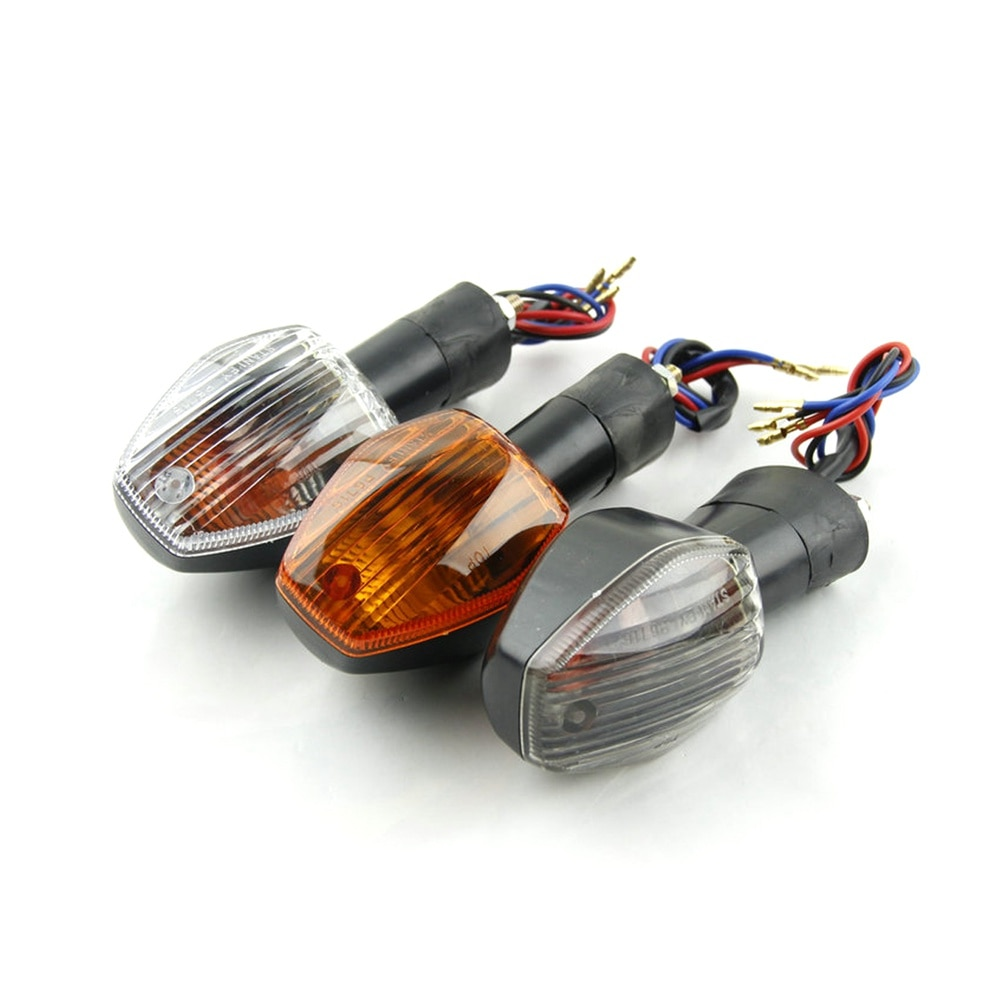 De la motocicleta luces intermitentes indicadores para Honda CBR600 F4i/F5 CBR1000 RR CBR600 CB900 Hornet 919 CB900 CB400 05-CB1300