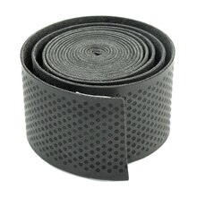 Badminton raqueta de tenis manejar más agarre envoltura banda de sudor Negro