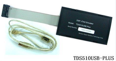 نظام جديد محسّن عالي السرعة DSP لـ DSP Simulator-TDS510USB2.0-PLUS