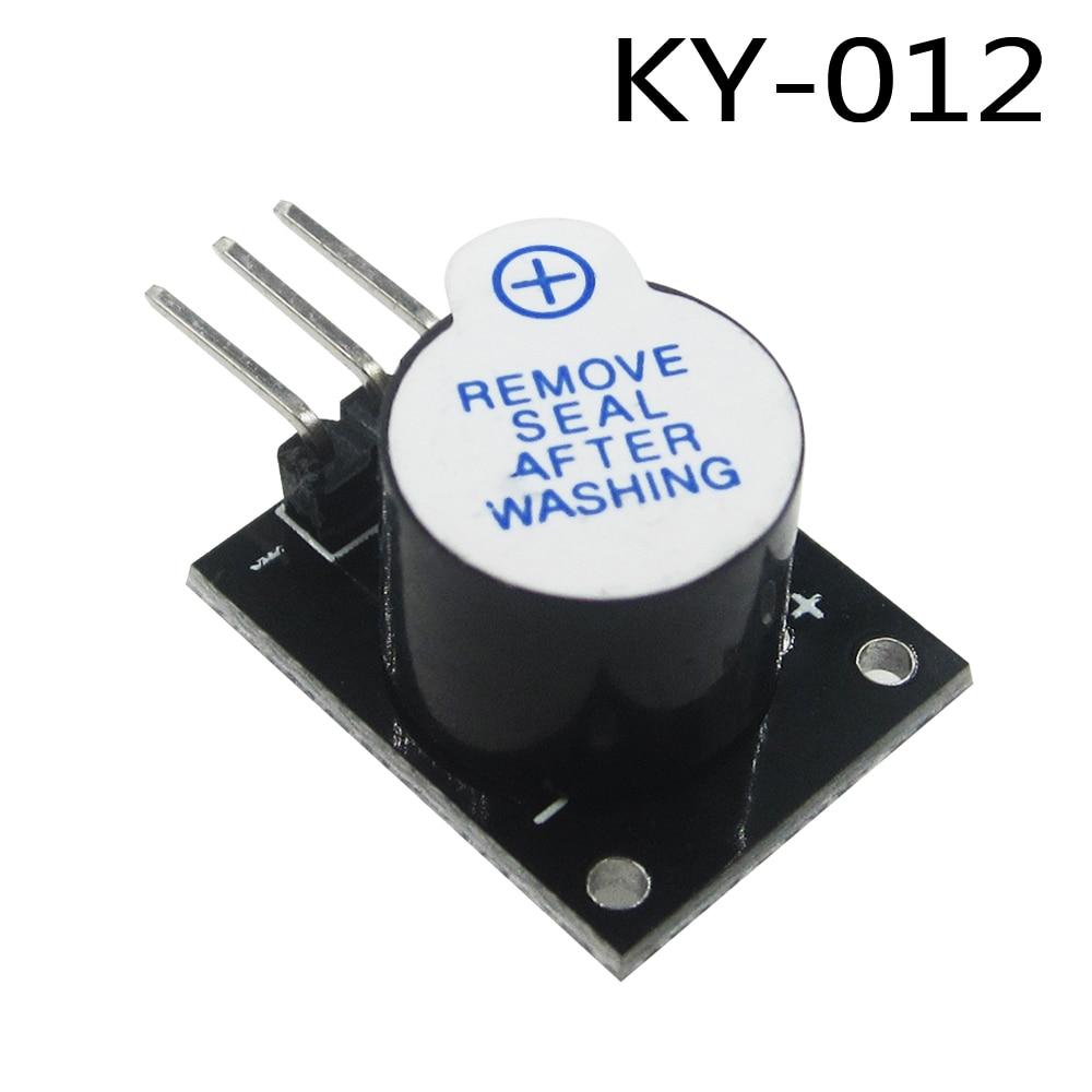 HAILANGNIAO 3pin  KY-012 Active Buzzer Alarm Sensor Module  Diy Starter Kit KY012