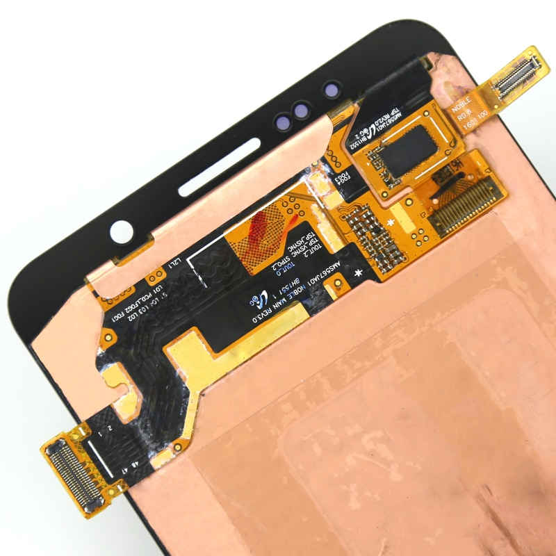 For Note 5 N9200 LCD Display With Touch Screen Digitizer 5.7 Inch For Note 5 N9200 Screen Super AMOLED LCD enlarge