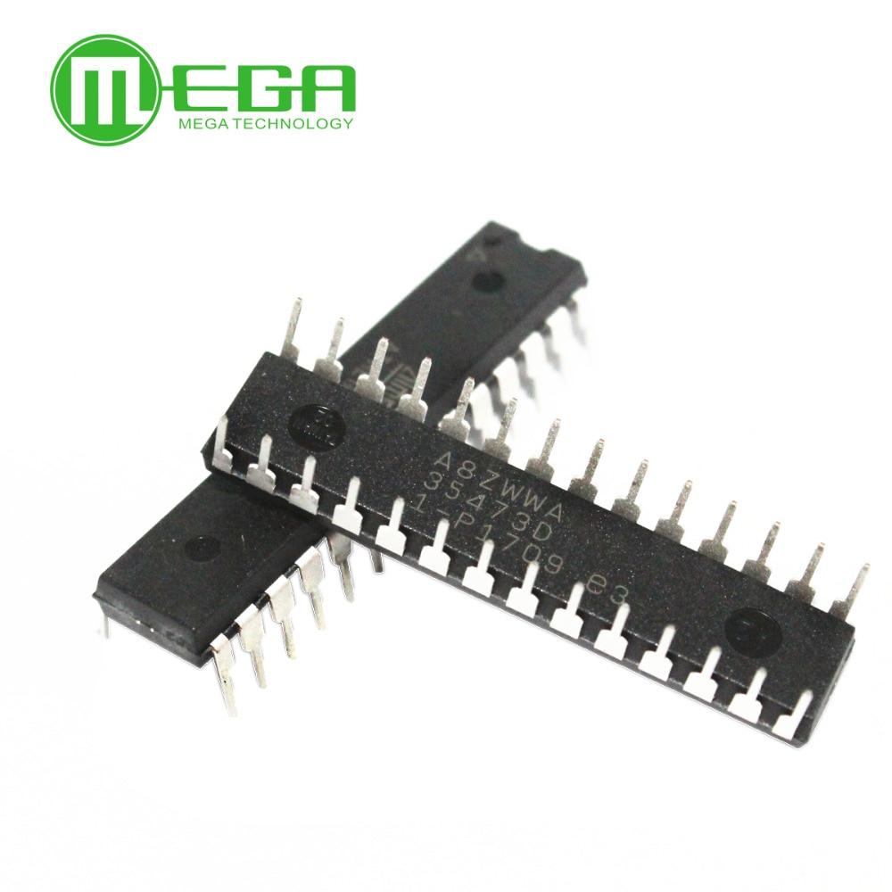 Oryginalny 10 sztuk ATMEGA328P-PU ATMEGA328 mikrokontroler DIP28