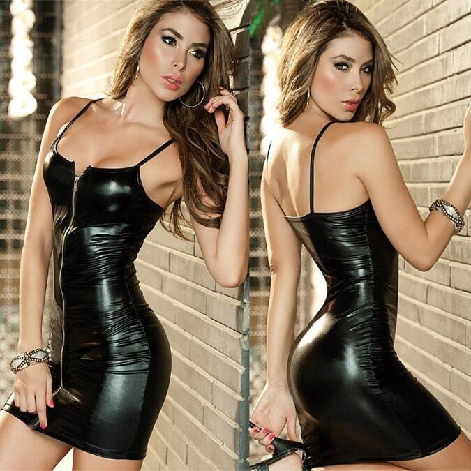 Женское нижнее белье, эротическое, из кожи, большие размеры