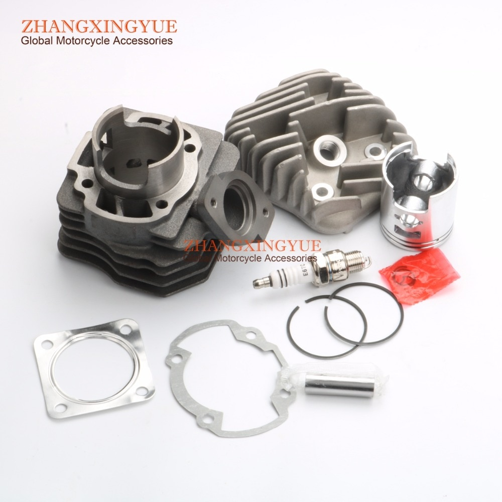 70cc gran cilindro kit de cilindro de Honda DIO DIO50 AF18 AF27 AF28 47mm