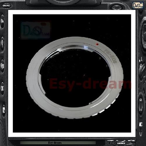Adaptador de anillo de montaje de lente Adaptador para PK-EOS cámara Canon...