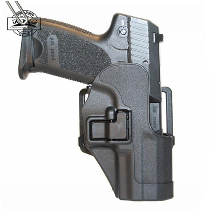 Tactical Gun Holster for HK USP Airsoft Pistol Holster Belt Waist Gun Case Combat Hunting Accessories