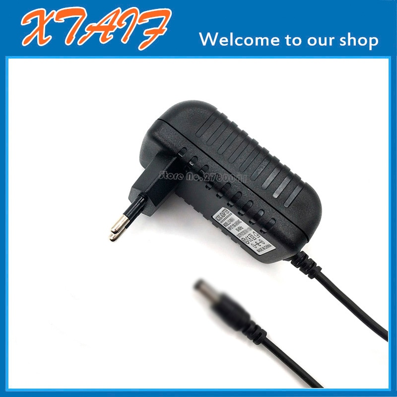 Cargador de pared adaptador de fuente de alimentación AC DC Universal de alta calidad 6 V 500mA 0.5A para Omron M2 presión arterial básica monitor