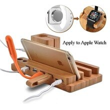 Soporte Dock ecológico para todos los relojes Apple i, soporte de carga para umi touch x/C S39h/para Samsung S5 Neo S4 C5