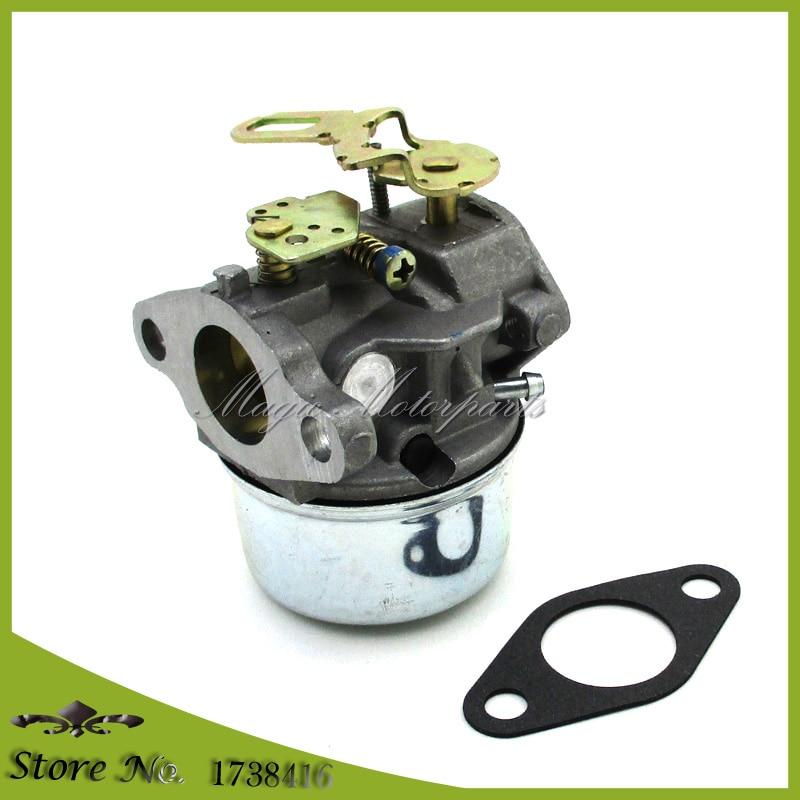 Carburetor Carb For Tecumseh 640105 632536 OHSK110 OHSK120 OHSK125 OH358SA Snowblower