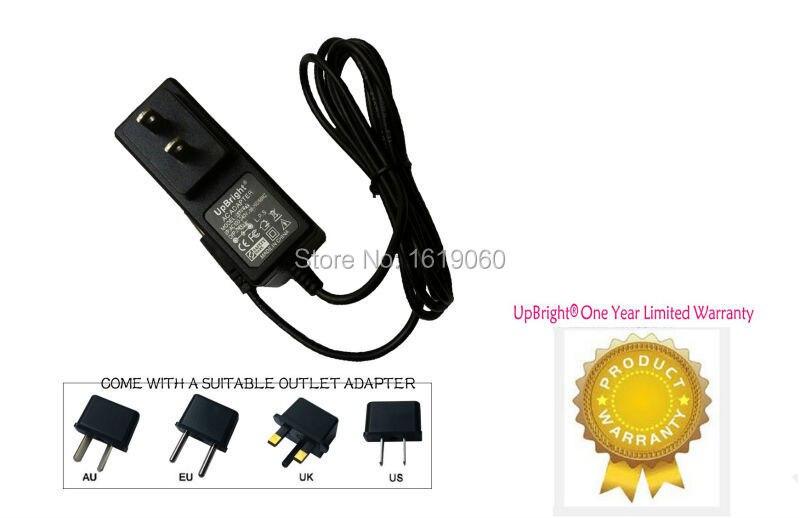 UpBright nuevo AC/DC adaptador para Sony SRX5 SRS-X5 SRS-X5/B/SRS-X5/W SRSX5 portátil inalámbrico Bluetooth cargador de fuente de alimentación de altavoz