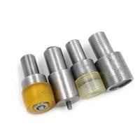 electric die 15mm 12 5mm metal snap mold retainer dies metal buttons rivet eyele nailing tool machine t3 t5 t8 metal snaps