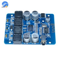 TPA3118 Amplifier Board Bluetooth Receiver Stereo Power Speaker 2X30W Digital Sound Audio Modulo Amplificador Diy Kit