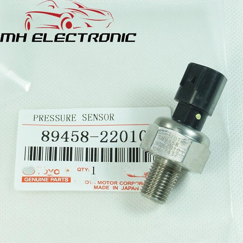 MH ELECTRONIC для Toyota Avensis T25 2,0 Mark II Opa Gaia Isis Progres RAV4 Allion датчик давления топлива 89458-22010 8945822010