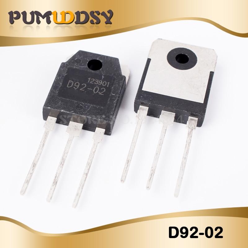 20pcs D92-02 ESAD92-02 TO-3P de 20A 200V soldadores común nuevo y original IC
