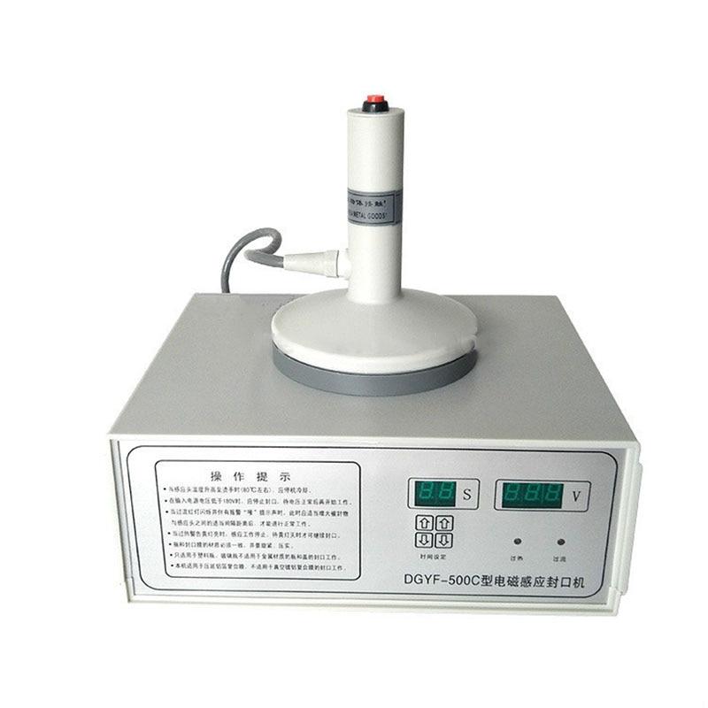 100% الضمان باليد التعريفي آلة الختم/المحمولة التعريفي احباط غطاء السدادة (20-100 مللي متر)