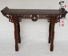 Table en bois de rose boîtier en ébène antique chinois   Un petit, en bois débène, se déforme la tête, votre encens, meubles dautel