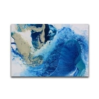 abstract sea water oil painting modern style abstract art suitable for modern house