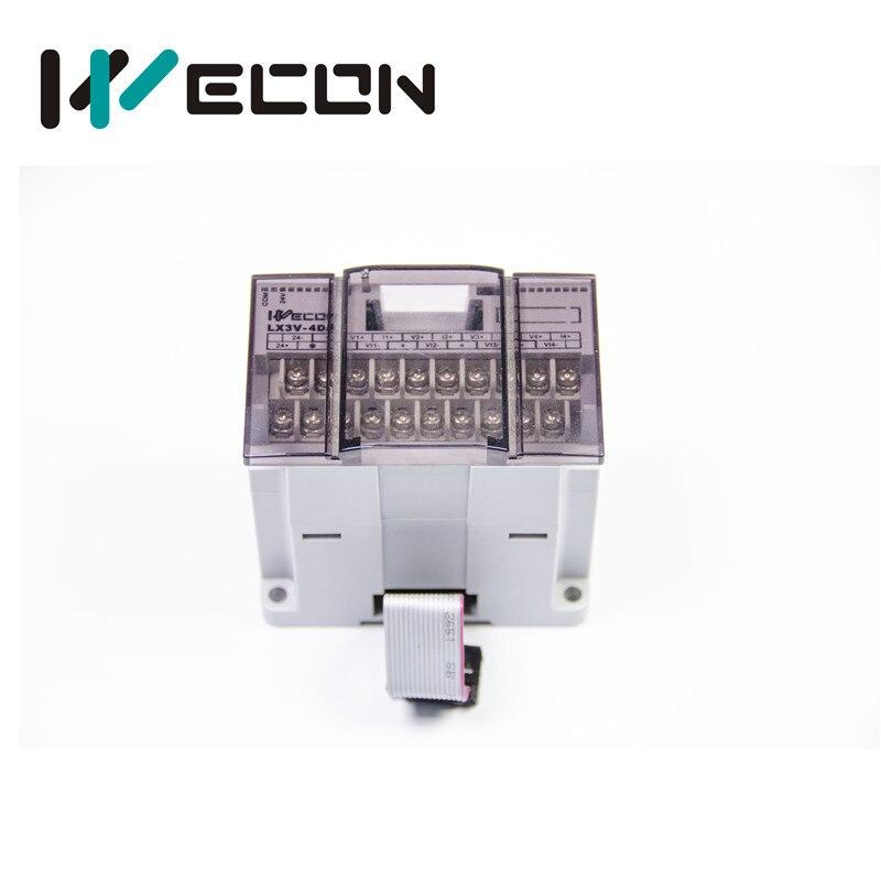 Модуль Wecon ПЛК, LX3V-16EYR реле на выход 16 точек