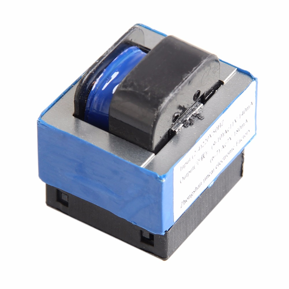 AC 220V bis 11V/7V 140mA/180mA 7-pin Mikrowelle Power Transformator-y103