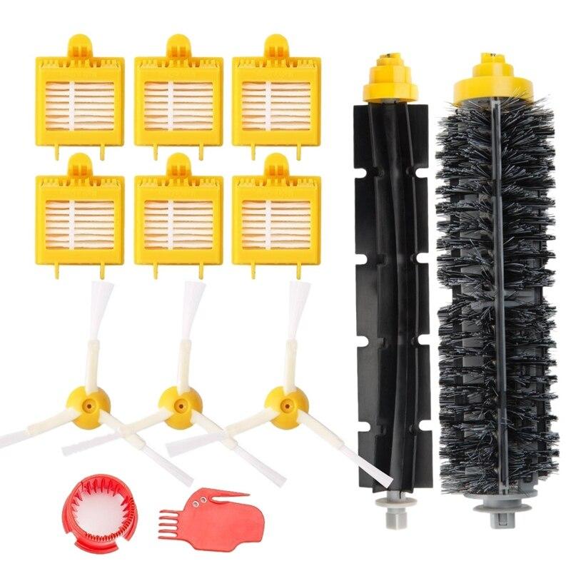 Новый комплект запасных аксессуаров для Roomba 700 Series 700 720 750 760 765 770 772 772E 774 775 776 776P 780 782 782E 785 786 7
